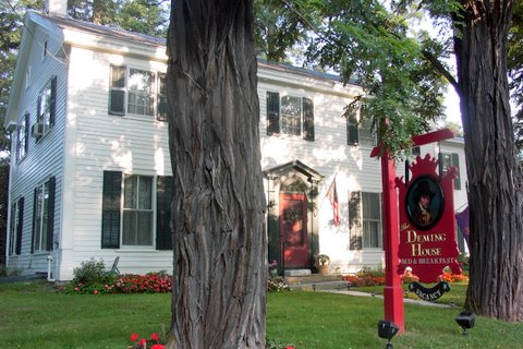 Arlington Vermont National Register Bed and Breakfast Inn